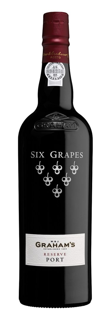 SIX GRAPES Reserve Port